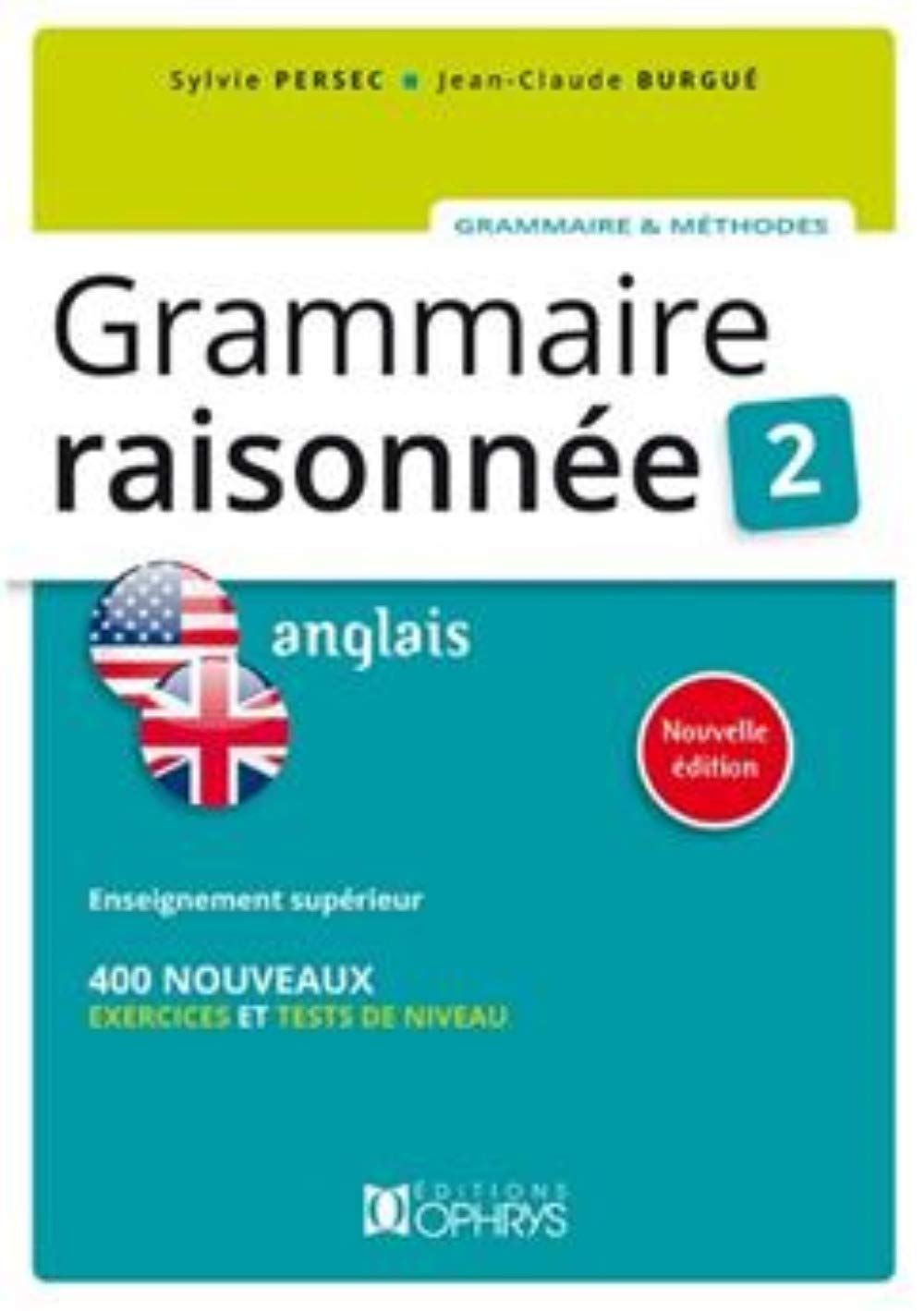 Amazon In Buy Grammaire Raisonnee 2 Anglais Book Online At Low Prices In India Grammaire Raisonnee 2 Anglais Reviews Ratings