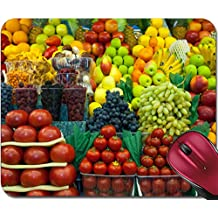 Liili Mousepad ID: 23022617 Lot of fresh fruits and vegetables for sale in the market