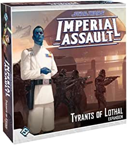 Star Wars Imperial Assault - Tyrants of Lothal Strategy Game