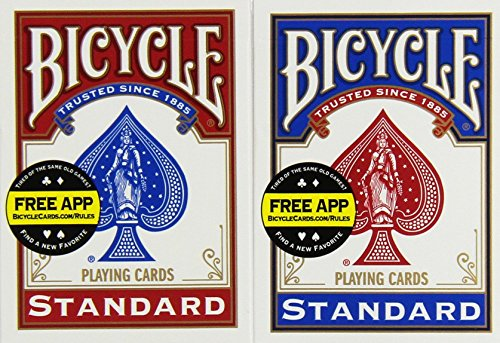 bicycle cards pack - 4