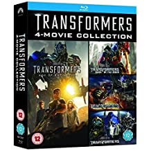 Transformers: The Complete Collection 1-4