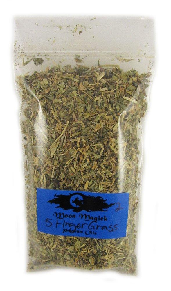 Five Finger Grass Raw Herb