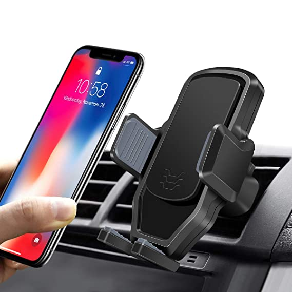 new product 8454b 28796 Easy One-Hand Operating Car Phone Holder,Automatic Locking System Universal  Car Phone Mount,Gravity Automatic Cell Phone Car Holder Apply for 3-6 inch  ...