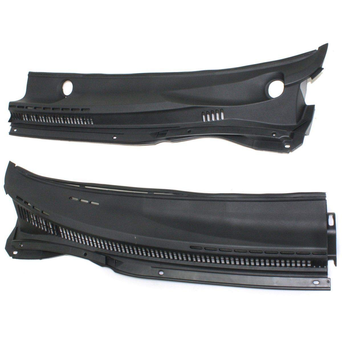 New Wiper Cowl Grille Driver & Passenger Side LH RH TO1271109 5570802180