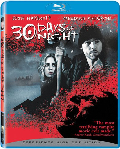 Blu-ray : 30 Days of Night (, Dubbed, Dolby, AC-3, Widescreen)