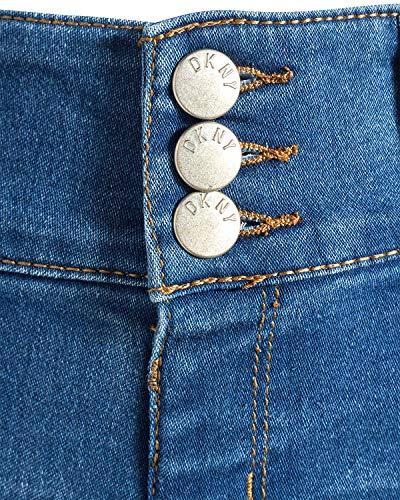 DKNY Girls Super Soft Stretch Skinny Denim Jeans 3