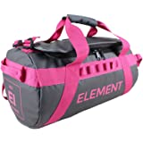 Element Trailhead Duffel Bag With Shoulder Backpack Straps, Waterproof Bomber Construction for Camping, Diving, Travel