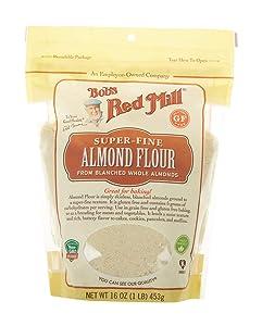 Super Fine Almond Flour, Bob's Red Mill 1lb.