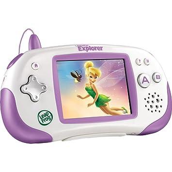 leapfrog leapster explorer gaming system pink amazon co uk toys rh amazon co uk Cars 2 Leapster Explorer Leapster 2