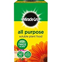 Miracle-Gro All Purpose Soluble Plant Food Fertiliser, 1kg