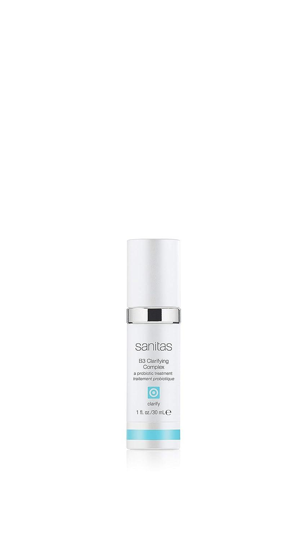Sanitas Skincare B3 Clarifying Complex, Clarifying Treatment Lotion, 1 Ounce