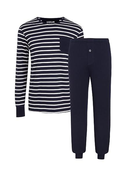 Jockey - Pijama - para hombre azul S