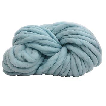 Hlhn Strickgarn Blanket Yarn Super Chunky Garn Knit Hand Stricken