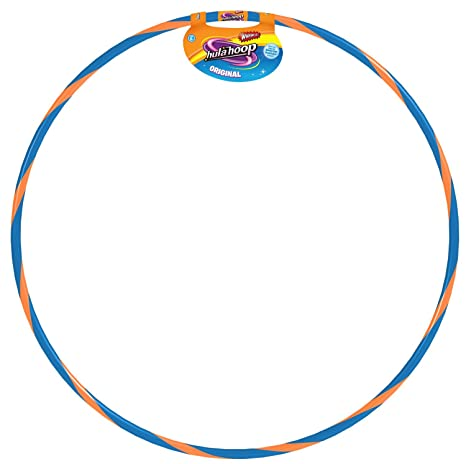 amazon com wham o 81553 original striped hula hoop sports outdoors