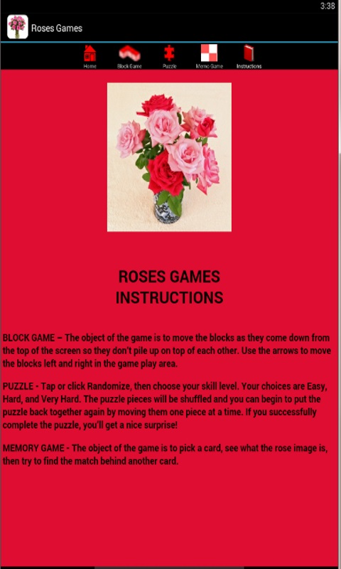 Amazon Com Roses Games Free Appstore For Android