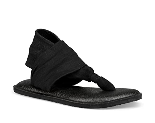 Amazon.com | Sanuk Kids Yoga Sling Burst Sandal & Cooling ...