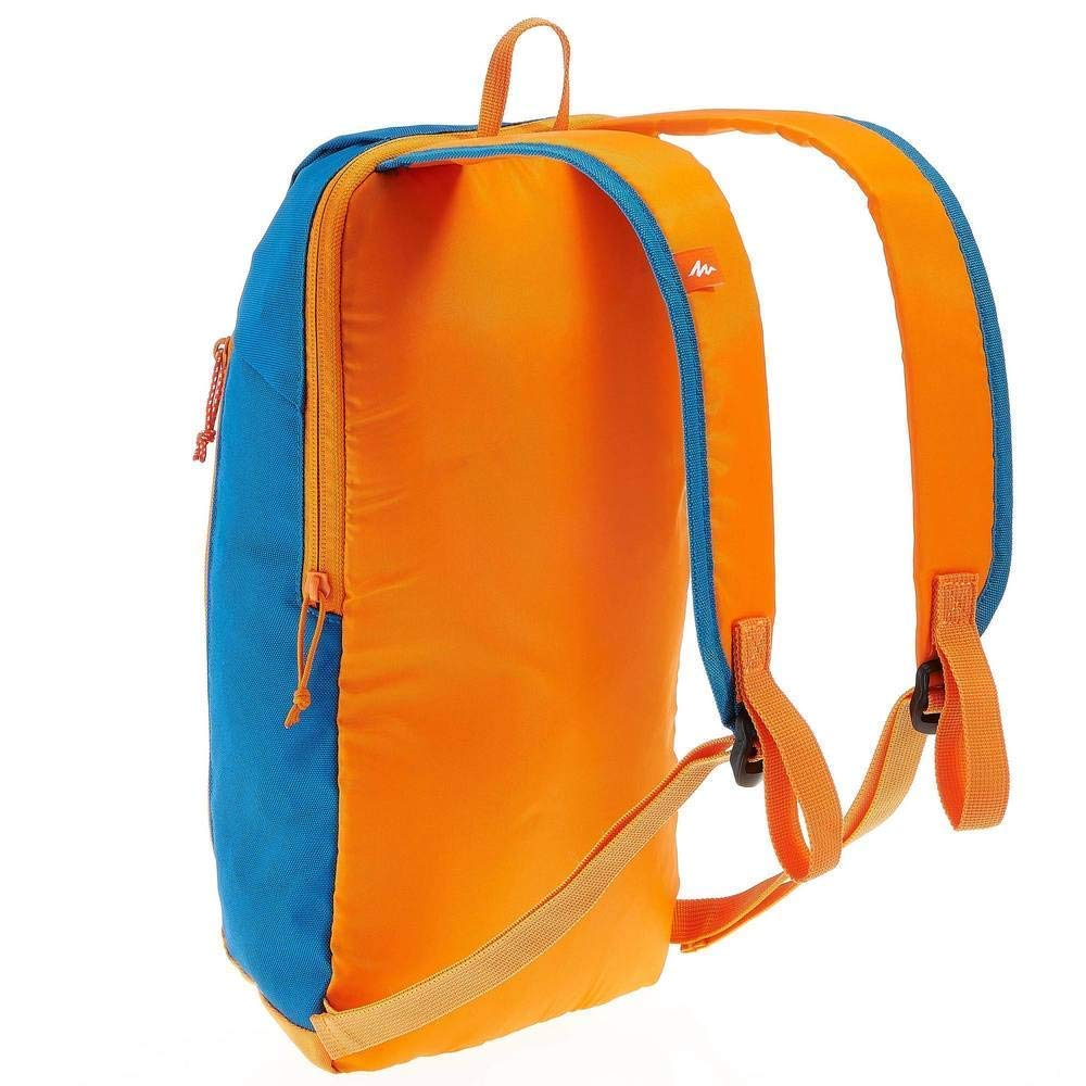 00ab670be988 Quechua Kids Adults X-Sports Decathlon 10L Outdoor Day Backpack Small -  Blue Orange - 42591B   Hiking Daypacks   Sports   Outdoors - tibs