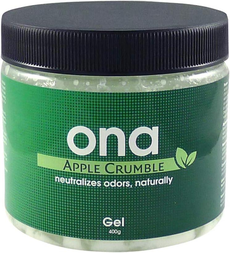 Elimina / Neutralizador de Olores - ONA Gel Apple Crumble Antiolor (428g)