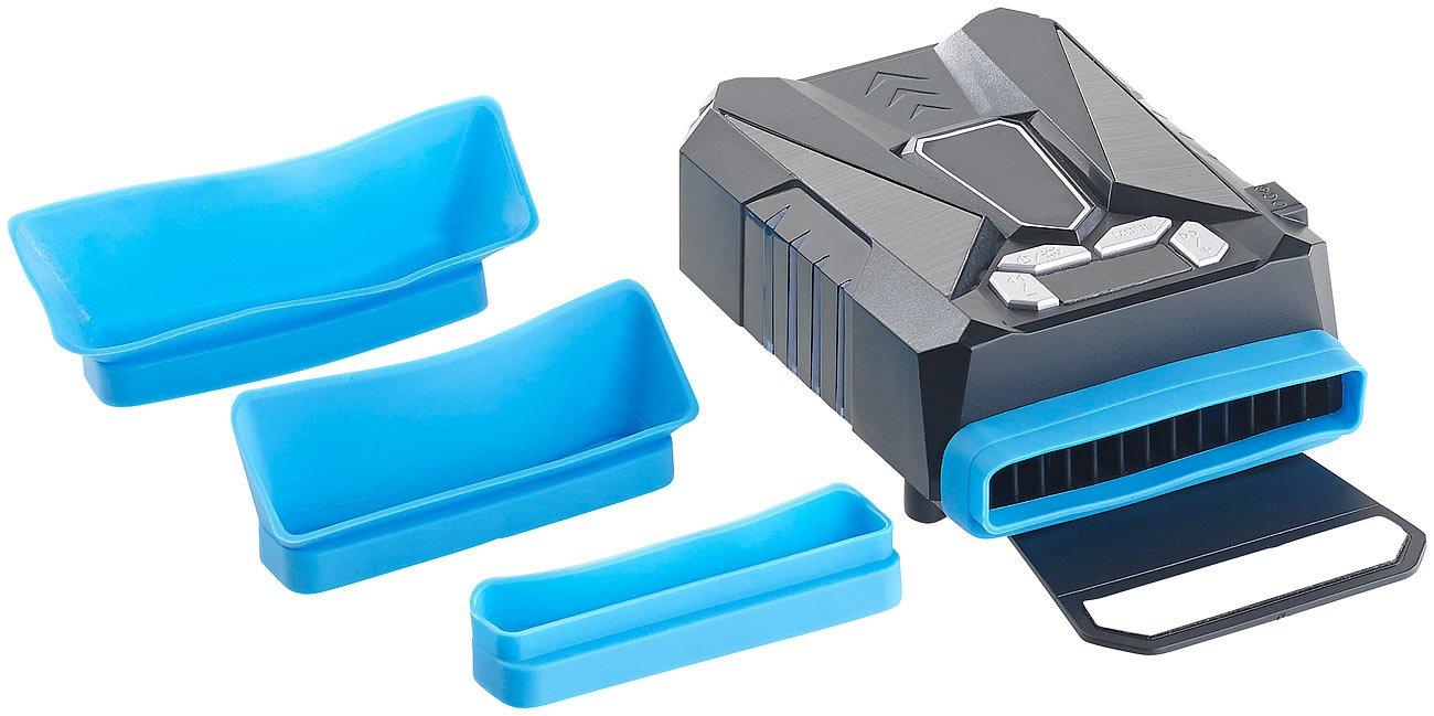 K/ühler Laptop Callstel Cooler Pad 4.200 U//Min. Notebook-K/ühler mit Turbo-L/üfter /& LCD-Display