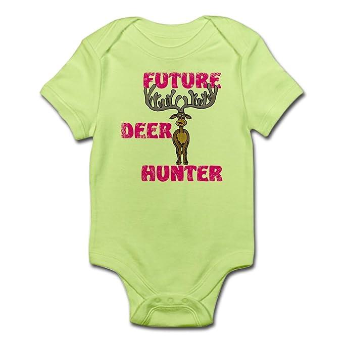c5ef7aa12a Amazon.com  CafePress-Future Deer Hunter-Cute Infant Bodysuit Baby ...