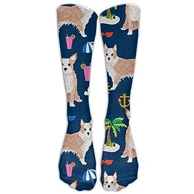 7d1ca35eef525 Snabeats Compression Socks, Portuguese Podengo Dog Summer Beach Athletic  Tube Stockings Women's Men's Classics Stockings
