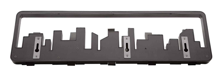 Umbra Skyline Wall-Mounted Hook System Black