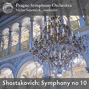 Prague Symphony Orchestra: Shostakovich Symphony, No. 10