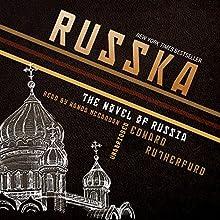 Russka: The Novel of Russia Audiobook by Edward Rutherfurd Narrated by Wanda McCaddon