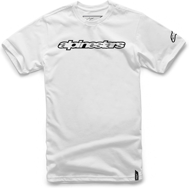 Alpinestars Wordmark tee Camiseta para Hombre