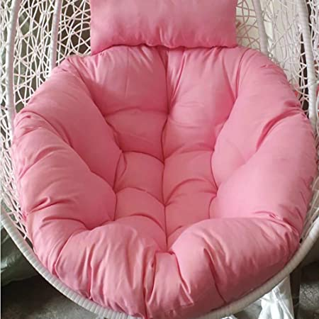 Baoful Swing Coussin De Chaise Coussin Fauteuil Rotin Rond