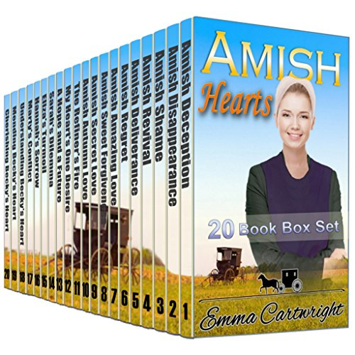 free amish books for kindle - 4