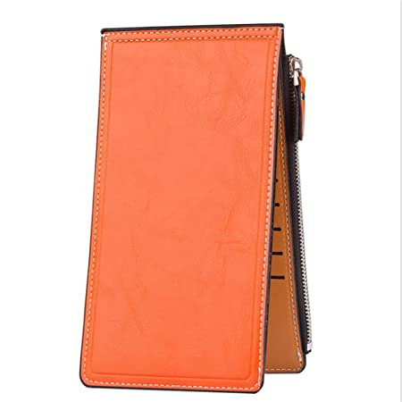 YuFLangel Ladies Purse Long Wallet Porta Tarjetas ...