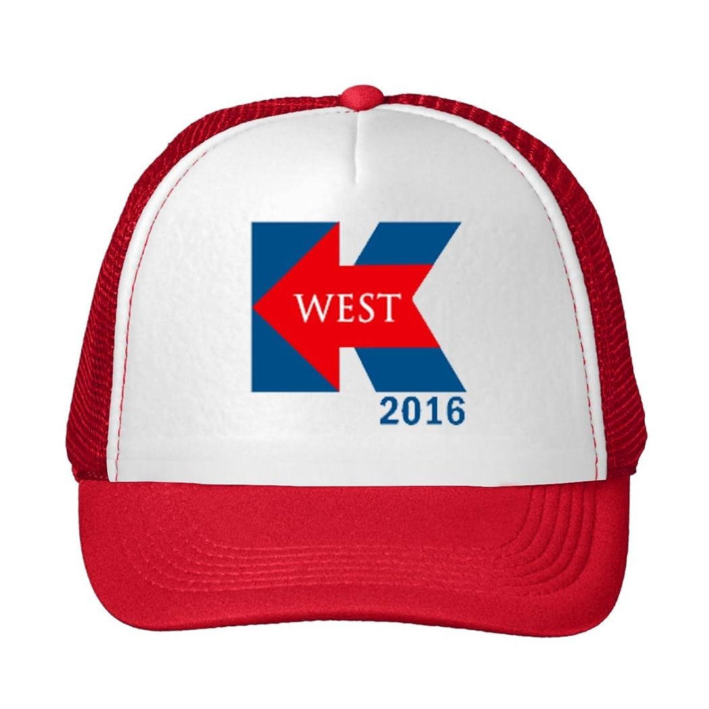 Nice Cotton Men Women Trucker Hat Kanye West The Saint Pablo Tour Logo Adjustable Sun Cap