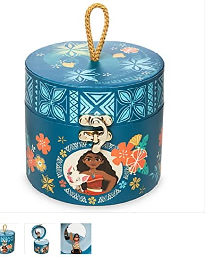 Amazoncom Disney Moana Musical Jewelry Box New Toys Games