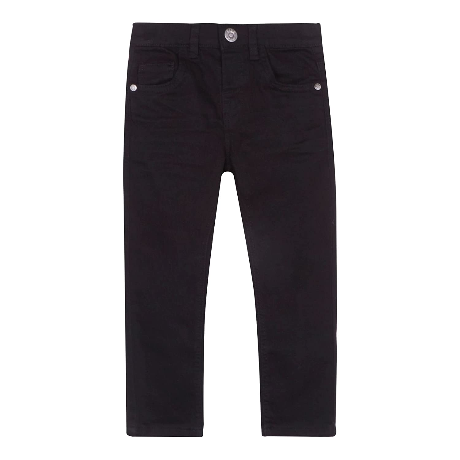 bluezoo Kids 'Boys' Black Slim Fit Jeans