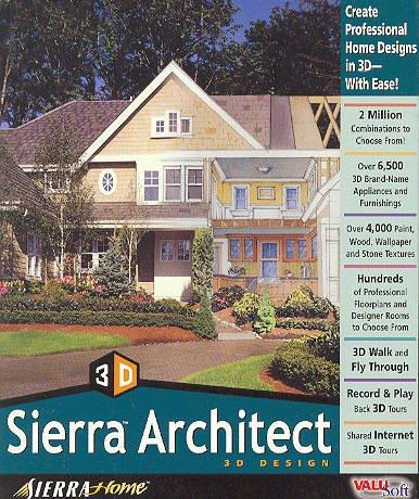 Amazon.com: Sierra Complete Home 3D Design User Manual