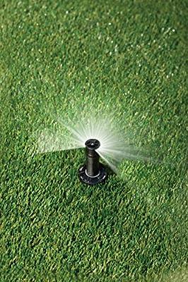"Rain Bird SP25H Sure Pop 600 Series Pop-Up Sprinkler, 180° Half Circle Pattern, 8' - 15' Spray Distance, 2-1/2"" Pop-up Height"