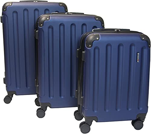 Performa 21 25 29 Inch Carry On Luggage Set with Wheels Expandable Hardside Luggage Suitcase