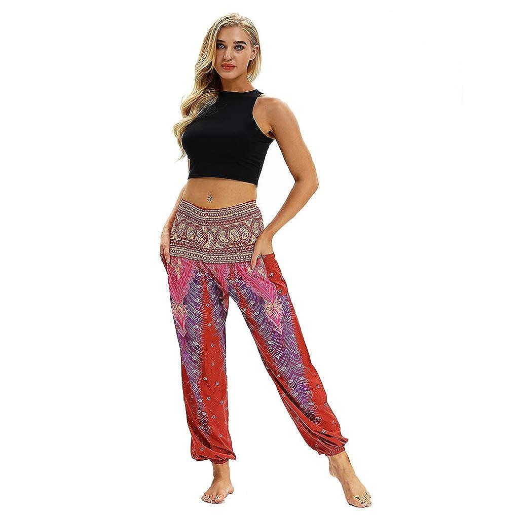 Boho Beach Festival Hippy hippie Baggy yoga Harem Pants Trousers Jumpsuit