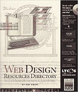 Web Design Resources Directory Tools And Techniques For Designing Your Web Pages Davis Ray 9780789710604 Amazon Com Books