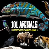 101 Animals: Photo Book of the World's Animals Kindle Edition for Free