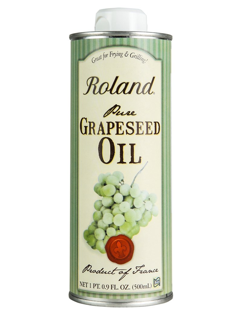 Roland Grapeseed Oil (France) Cans - 16.9 oz