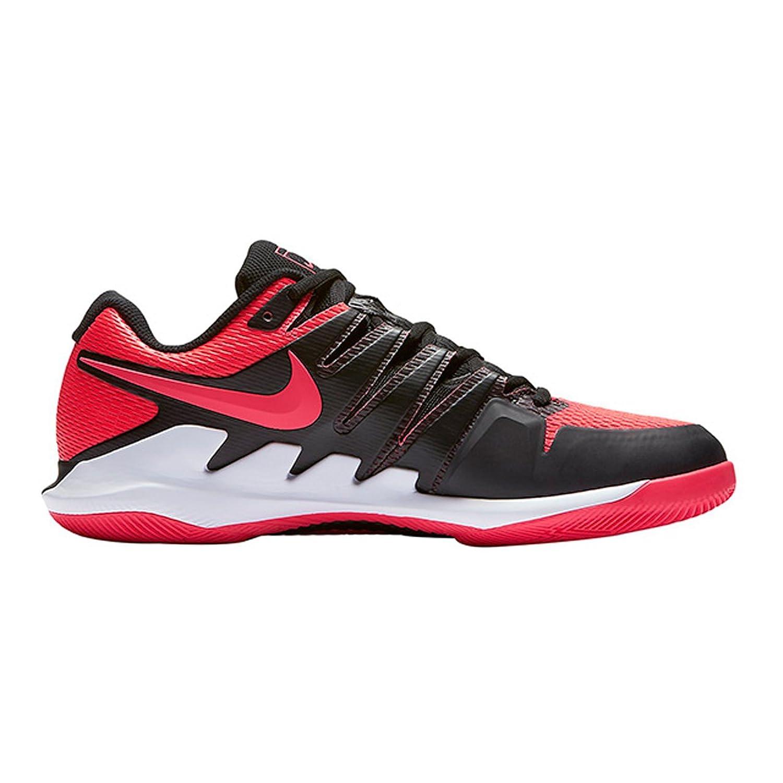 Nike Air Zoom Vapor X Clay, Chaussures de Fitness Homme, Multicolore (Lava Glow/Black-Sola 660), 46 EU