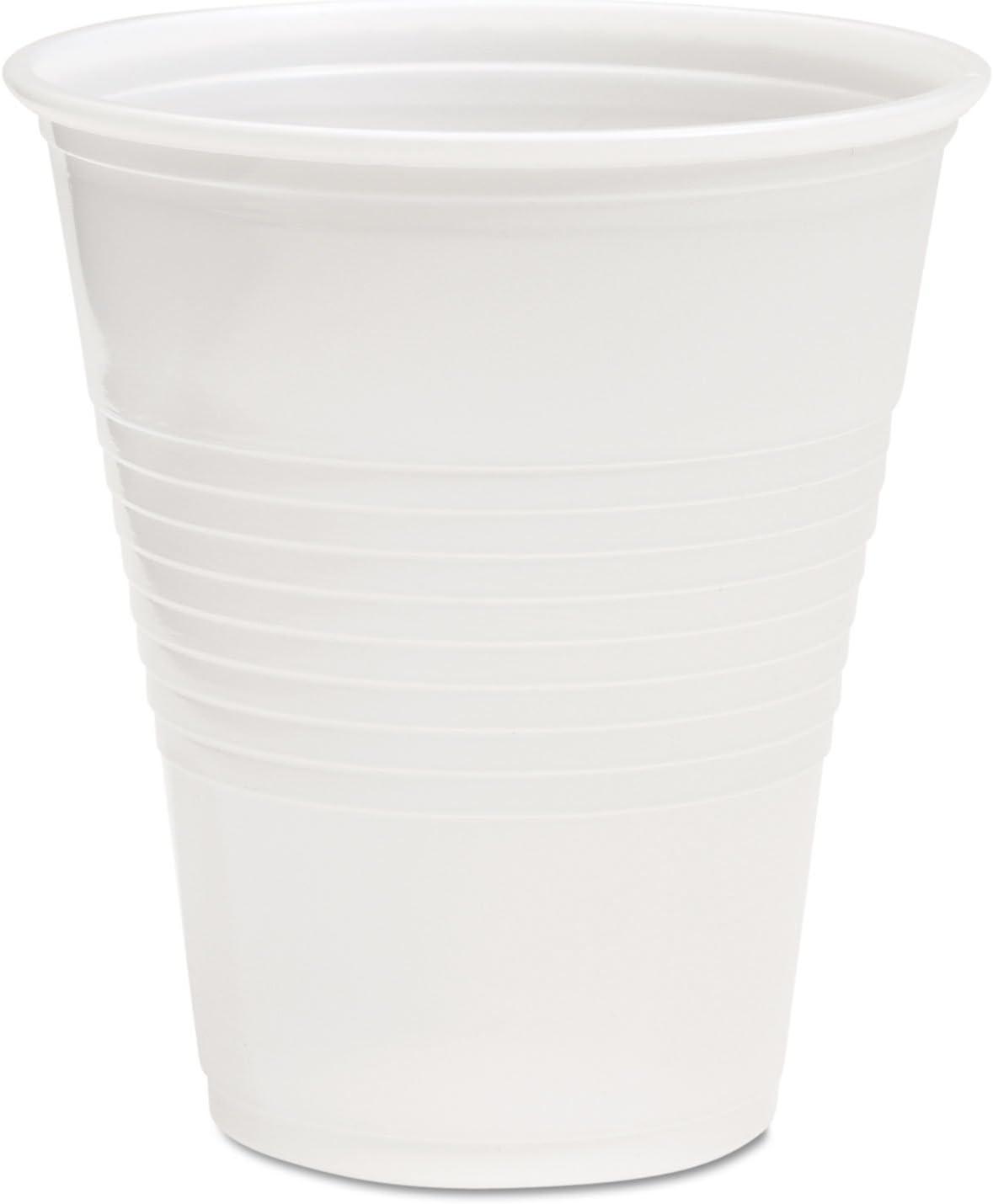 Genuine Joe Translucent Plastic Beverage Cups