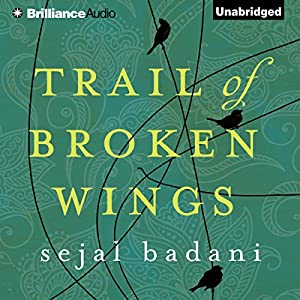 Trail of Broken Wings Hörbuch