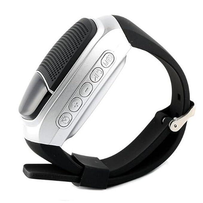 B90 reloj inteligente deporte Altavoz Bluetooth manos libres ...