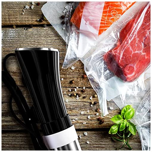 The Best Sous Vide Machines & Sous Vide Cookers Sous vide cooking MALAHA Sous Vide Immersion cooker 1000W