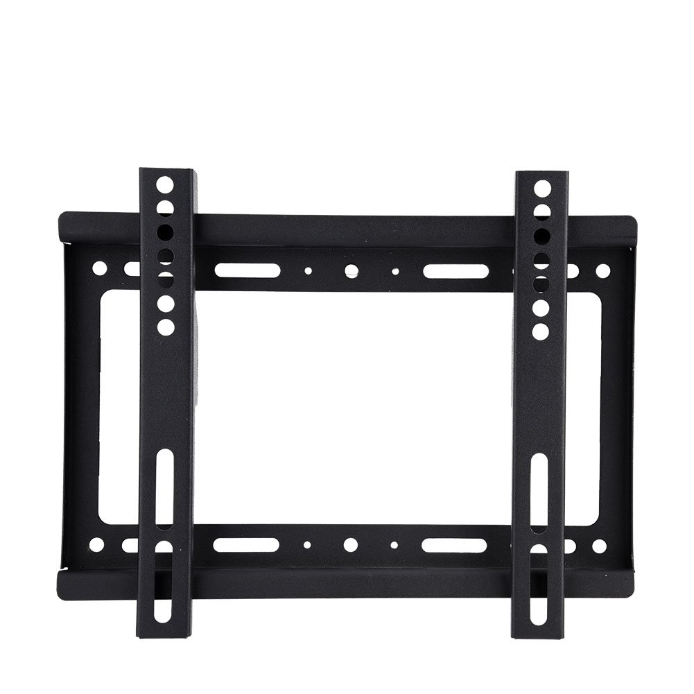 Richer-R Universal TV Wall Mount Bracket, Solid Holding Wall TV Mount for 14-40in LCD/LED TV,VISE Standard of 7575, 100100, 200100, 200200,Large Loading Weight up to 25kg