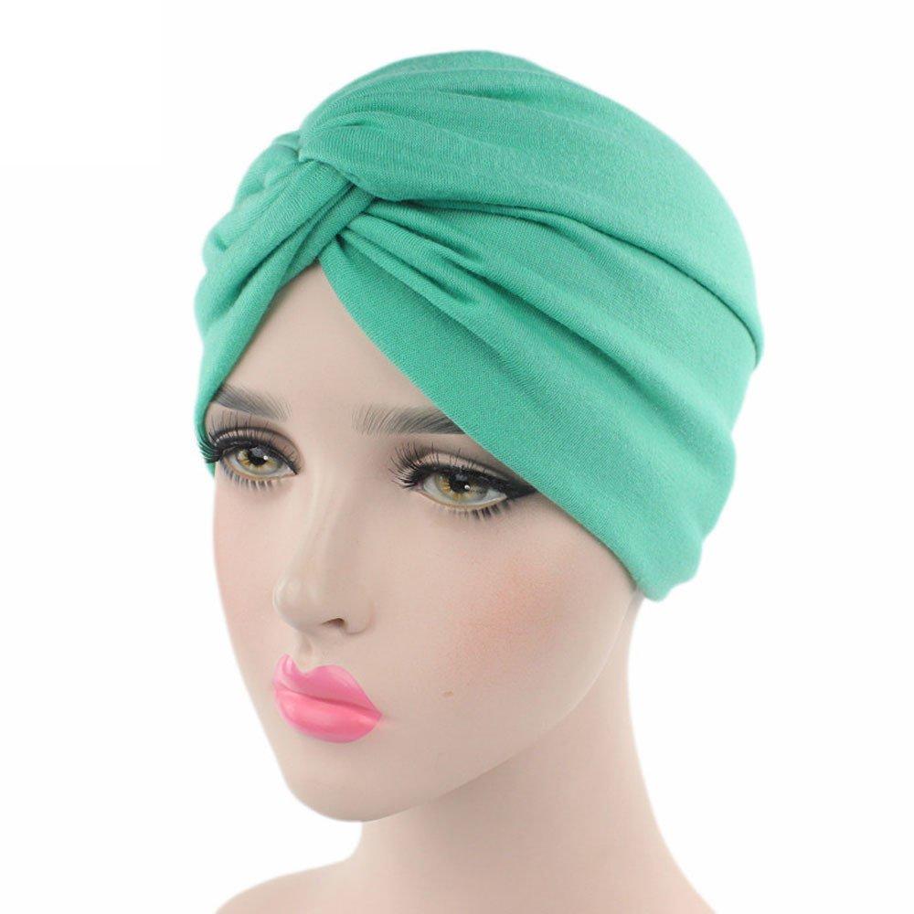Theshy Women Cancer Chemo Hat Beanie Scarf Turban Head Wrap Cap Chemo Cap Hat for Women