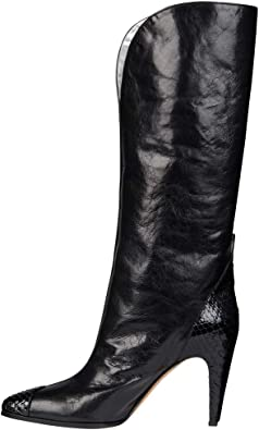 Themost Boots for Women Wide Calf Knee